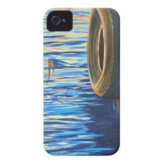Funda Para iPhone 4 Tragos del área de embarque