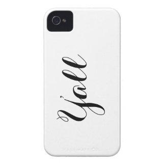 Funda Para iPhone 4 Usted tipografía