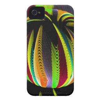 Funda Para iPhone 4 Variación ColoursI en bola