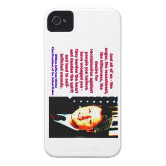 Funda Para iPhone 4 Y todos nosotros - Bill Clinton