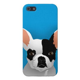 Funda Para iPhone 5 Arte del dogo - dogo francés