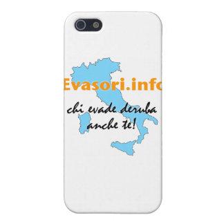 Funda Para iPhone 5 Evasori.info: caso del iPhone