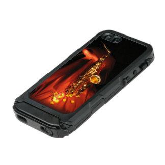 Funda Para iPhone 5 Incipio ATLAS ID Caja roja del SE del iPhone del ATLAS ID™ de