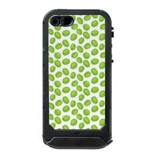Funda Para iPhone 5 Incipio ATLAS ID Modelo con las aceitunas verdes