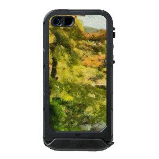 Funda Para iPhone 5 Incipio ATLAS ID Orilla de un pequeño lago