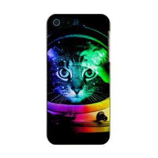 Funda Para iPhone 5 Incipio Feather Shine Astronauta del gato - gato del espacio - gatos