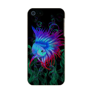 Funda Para iPhone 5 Incipio Feather Shine Burbuja Betta