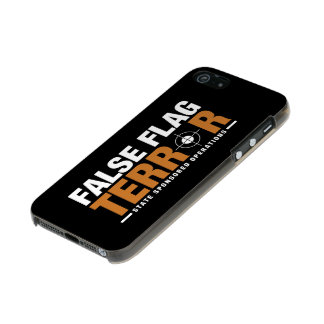 Funda Para iPhone 5 Incipio Feather Shine Caso falso del iPhone 5/5s del terror de la