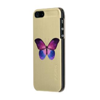Funda Para iPhone 5 Incipio Feather Shine mariposa del caso del iPhone