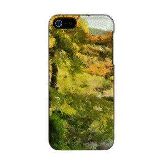 Funda Para iPhone 5 Incipio Feather Shine Orilla de un pequeño lago