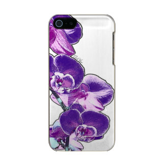Funda Para iPhone 5 Incipio Feather Shine Orquídeas