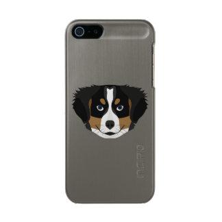 Funda Para iPhone 5 Incipio Feather Shine Perro de montaña de Bernese del ilustracion
