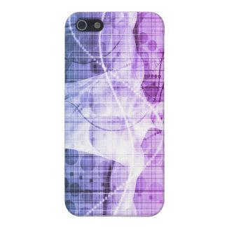 Funda Para iPhone 5 Investigación de la ciencia como concepto para la