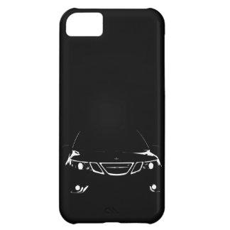 Funda Para iPhone 5C Aero- IPhone 5 caso de Saab