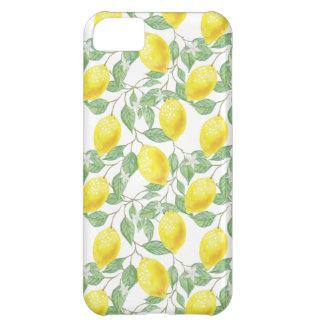 Funda Para iPhone 5C Árbol de limón fructífero