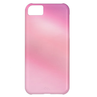 Funda Para iPhone 5C Caso femenino rosado lindo de Iphone 5C del arte