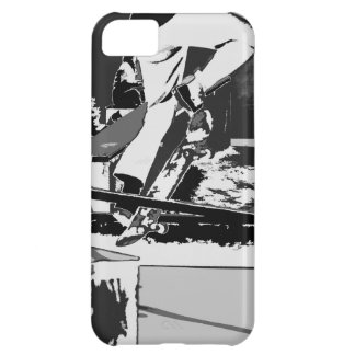 Funda Para iPhone 5C De los carriles   - skater