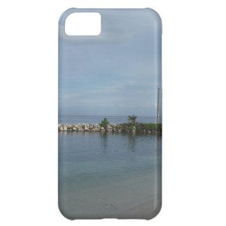 Funda Para iPhone 5C Embarcadero rocoso en caso del iPhone 5C de