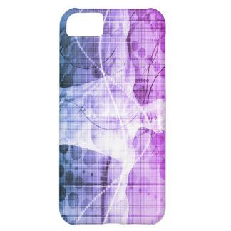 Funda Para iPhone 5C Investigación de la ciencia como concepto para la