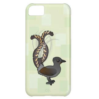 Funda Para iPhone 5C Lyrebird magnífico de Birdorable