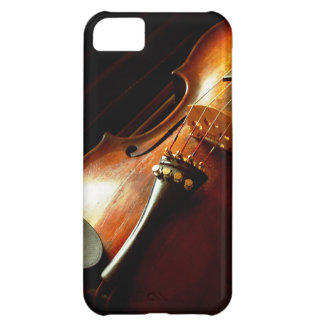 Funda Para iPhone 5C Música - violín - las obras clásicas