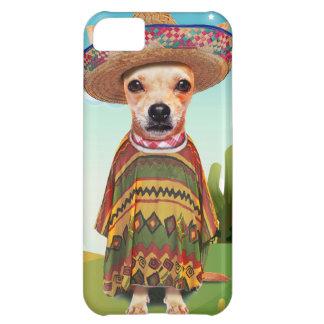 Funda Para iPhone 5C Perro mexicano, chihuahua