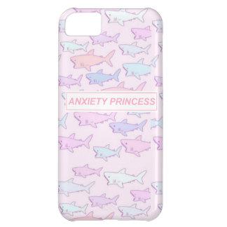 Funda Para iPhone 5C Princesa Phone Case de la ansiedad