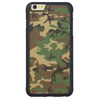 FUNDA PARA iPhone 6 PLUS DE CARVED® DE NOGAL