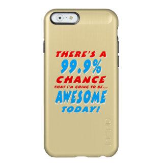 Funda Para iPhone 6 Plus Incipio Feather Shine 99,9% El IR A SER IMPRESIONANTE (blanco)