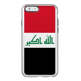 Funda Para iPhone 6 Plus Incipio Feather Shine Bandera de Iraq