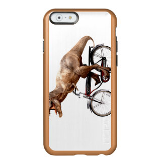 Funda Para iPhone 6 Plus Incipio Feather Shine Bici del montar a caballo de Trex