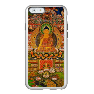 Funda Para iPhone 6 Plus Incipio Feather Shine Buddhism budista de Buda que bendice al bohemio de
