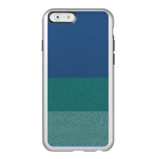 Funda Para iPhone 6 Plus Incipio Feather Shine Caja azul del teléfono del modelo del brillo de