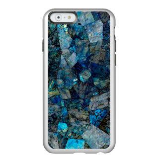 Funda Para iPhone 6 Plus Incipio Feather Shine caso de plata del extracto de la labradorita del