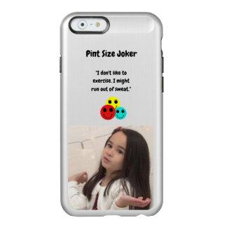 Funda Para iPhone 6 Plus Incipio Feather Shine Diseño del comodín del tamaño de la pinta:
