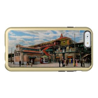 Funda Para iPhone 6 Plus Incipio Feather Shine Estación de tren - casa atlántica 1910 del control