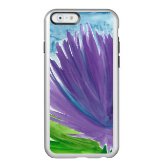 Funda Para iPhone 6 Plus Incipio Feather Shine Flor púrpura 1