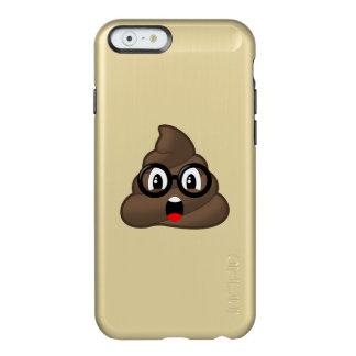Funda Para iPhone 6 Plus Incipio Feather Shine Impulso Emoji de los vidrios oh