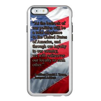 FUNDA PARA iPhone 6 PLUS INCIPIO FEATHER SHINE LEALTAD TOTAL PRES45