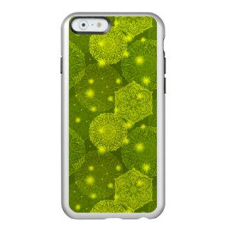Funda Para iPhone 6 Plus Incipio Feather Shine Modelo de lujo floral de la mandala