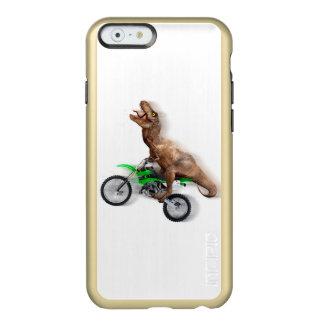 Funda Para iPhone 6 Plus Incipio Feather Shine Motocicleta del rex de T - paseo del rex de t -