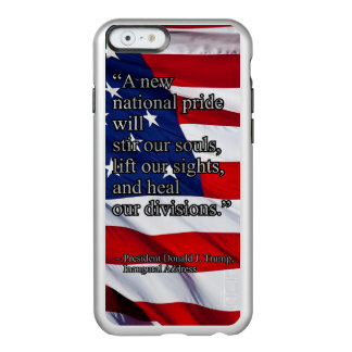 FUNDA PARA iPhone 6 PLUS INCIPIO FEATHER SHINE ORGULLO NACIONAL PRES45