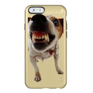 Funda Para iPhone 6 Plus Incipio Feather Shine Perro agresivo - perro enojado - perro divertido