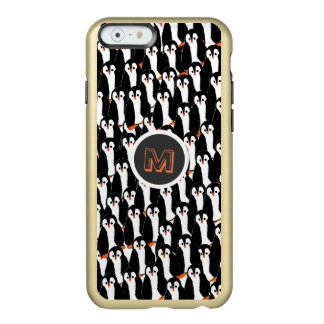 Funda Para iPhone 6 Plus Incipio Feather Shine Pilas lindas y caprichosas de pingüinos