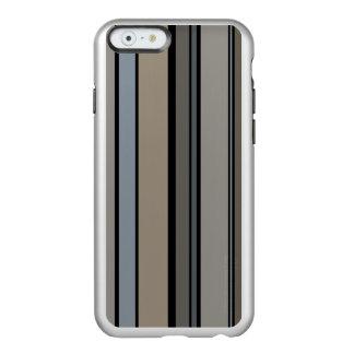 Funda Para iPhone 6 Plus Incipio Feather Shine Rayas modernas silenciadas