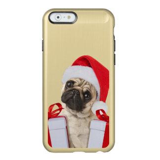 Funda Para iPhone 6 Plus Incipio Feather Shine Regalos del barro amasado - perro Claus - barros