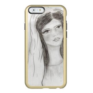 Funda Para iPhone 6 Plus Incipio Feather Shine Saludo Maria