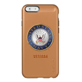 Funda Para iPhone 6 Plus Incipio Feather Shine U.S. Casos del iPhone del veterano de la marina de