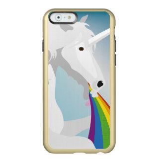 Funda Para iPhone 6 Plus Incipio Feather Shine Unicornios puking del ejemplo