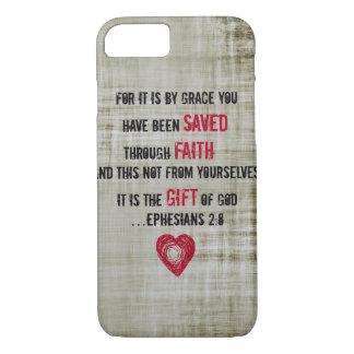 Funda Para iPhone 8/7 2:8 de Ephesians del verso de la biblia